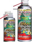 Smar do łożysk z teflonem PTFE BGT 1697 TOP 400ml spray JOHANSSON