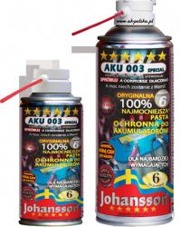Pasta do akumulatorów JOHANSSON AKU 003 SPECIAL spray 400ml