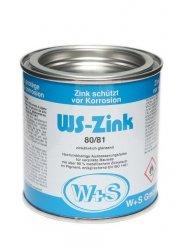 Pasta, farba cynkowa, naprawcza WS-ZINK 80/81