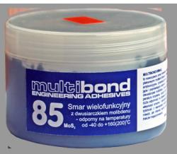 Smar molibdenowy do łożysk z MoS2 MULTIBOND-85