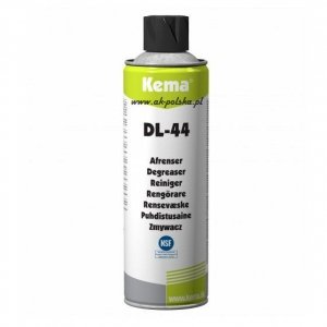 DL-44 zmywacz cytrusowy alest NSF Kema 400ml spray