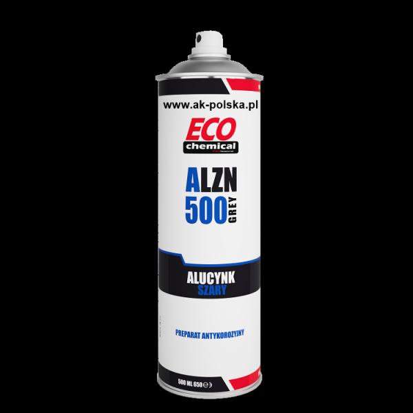ALZN 500 Alucynk szary ECOCHEMICAL spray 500ml