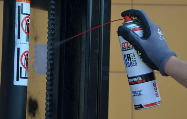 Smar grafitowy do lin CR 600 ECOCHEMICAL