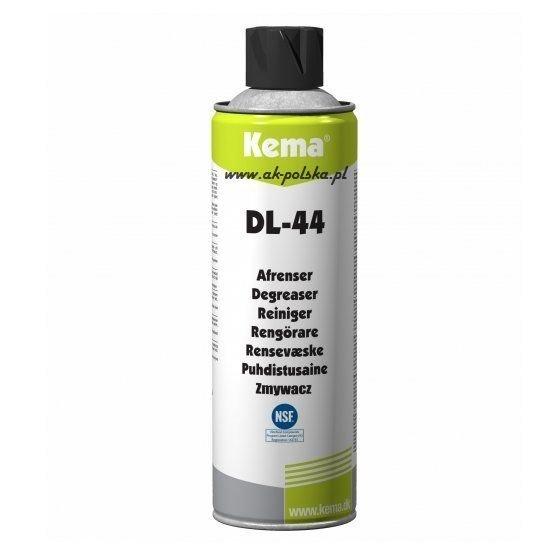 DL-44 zmywacz cytrusowy atest NSF Kema 400ml spray