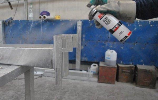 Alucynk srebrny ALZN 600 SILVER 500ml Ecochemical