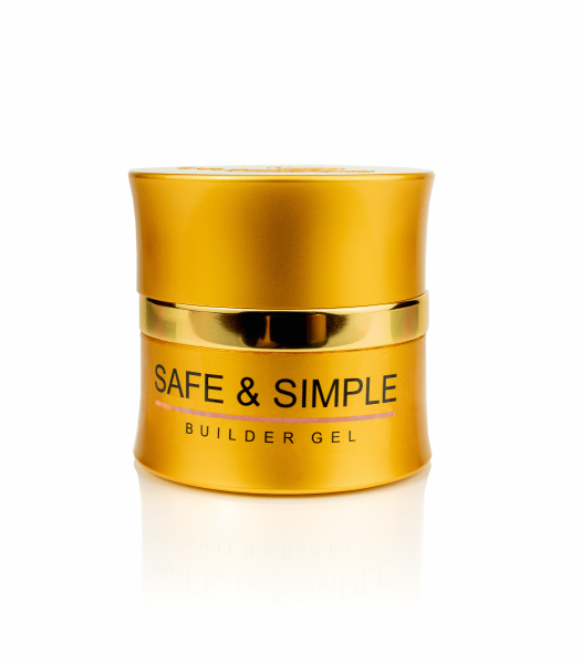 Safe & Simple - Milky pink 50ml
