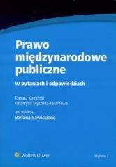 Prawo międzynarodowe publiczne w pytaniach...w.2