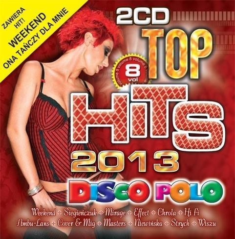 Top Hits Disco Polo vol.8 (2CD)