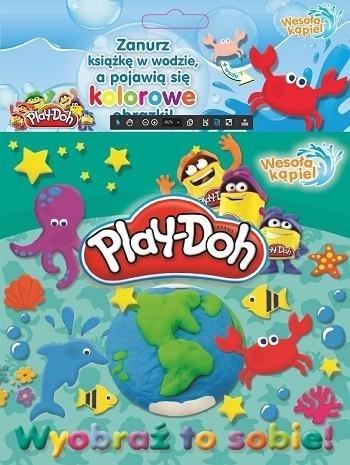 Play Doh - Wesoła Kąpiel. Wyobraź to sobie