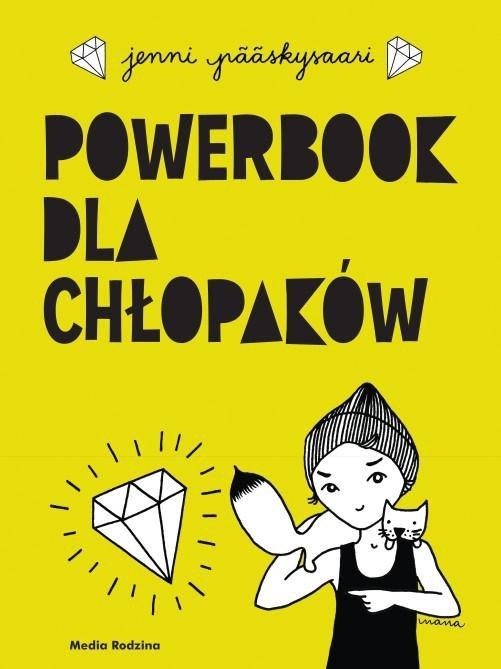 Powerbook dla chłopaków