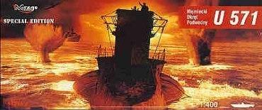 Okręt Podwodny U-571 Niemiecki