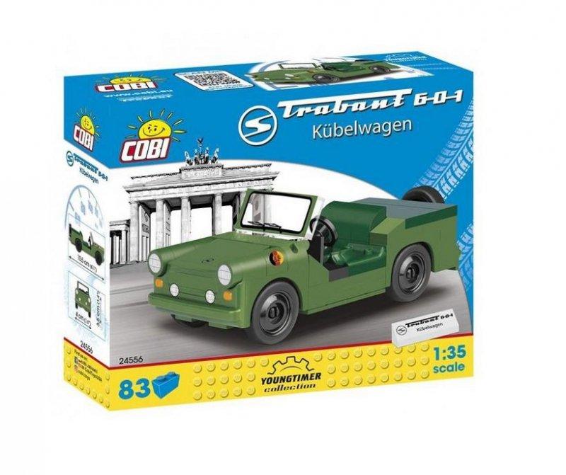 Cars Trabant 601 83 klocki