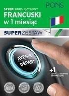 W 1 miesiąc - Francuski Superzestaw PONS