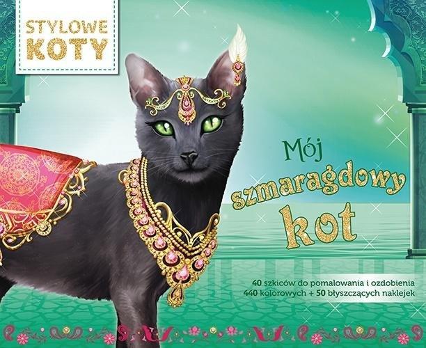 Mój szmaragdowy kot