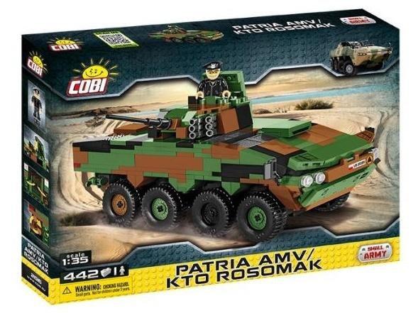 Small Army KTO Rosomak kołowy transporter
