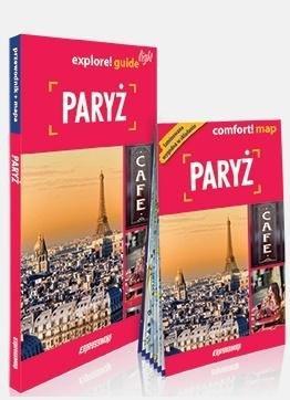 Explore! guide light Paryż w.2019