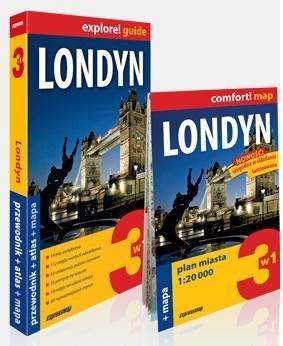 Explore! guide Londyn 3w1 w.2019