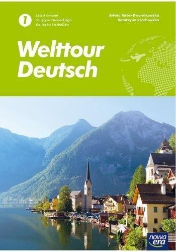 J. Niemiecki 1 Welttour Deutsch ćw NE