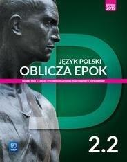 J.polski LO Oblicza epok 2/2 w.2020 WSiP