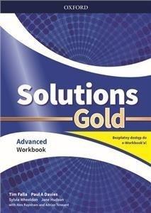 Solutions Gold Advanced WB + e-book OXFORD