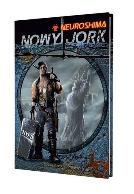 Neuroshima: Nowy Jork (RPG.19) PORTAL