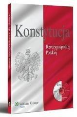 Konstytucja Rzeczpospolitej Polskiej z płytą CD