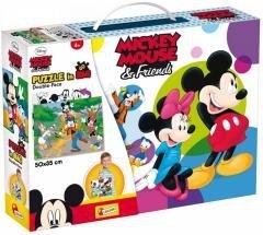 Puzzle w walizeczce 60 Mickey