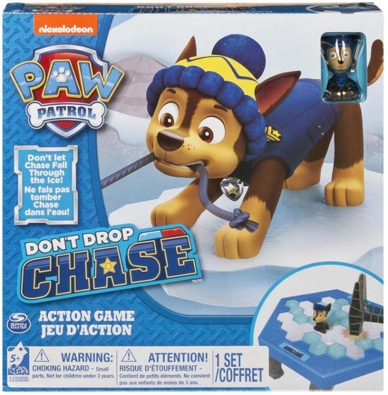 Psi Patrol Nie upuść Chase'a