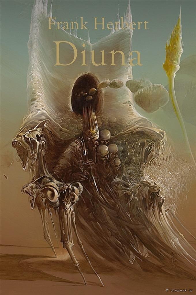 Kroniki Diuny T.1 Diuna