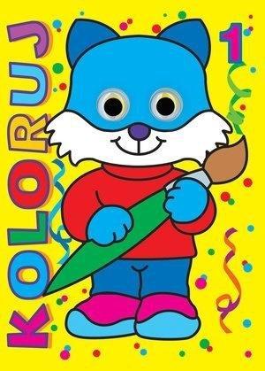 Koloruj 1