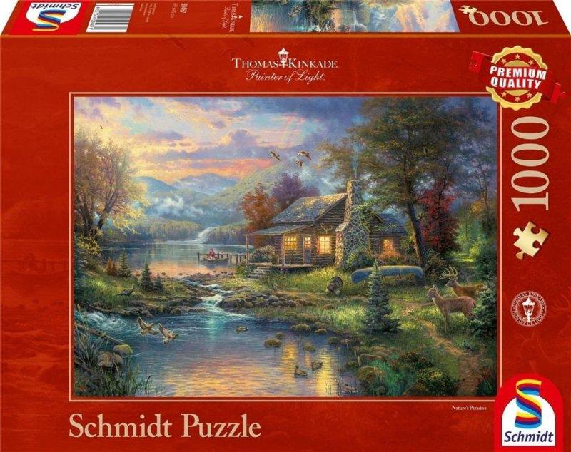 Puzzle PQ 1000 Cud natury G3