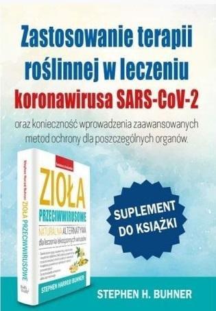 Zastosowanie terapii roślinnej w leczeniu SARS