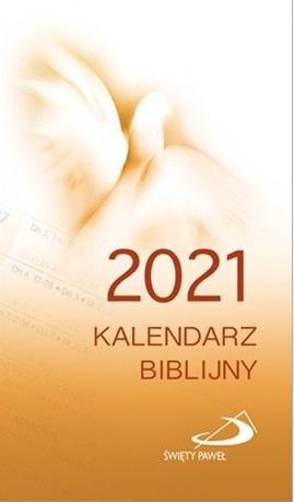 Kalendarz 2021 Kieszonkowy biblijny