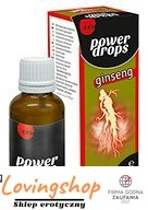 Supl.diety-Men Power Ginseng Drops 30ml