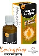 Supl.diety-Energy Drops-30ml Taurin & Guarana  (m+w)