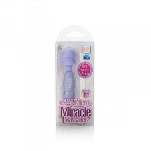 Stymulator-MY MICRO MIRACLE MASSAGER PURPLE