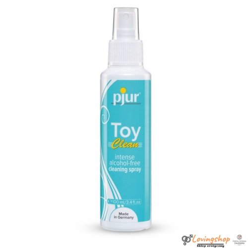 Żel/sprej-Pjur Toy Clean 100 ml