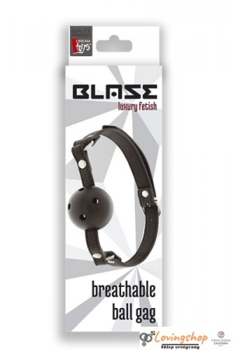 Knebel-BLAZE BREATHABLE BALL GAG