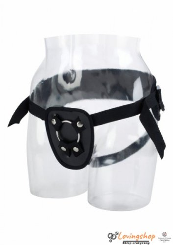 Proteza-POWER SUPPORT HARNESS BLACK