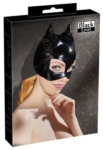 Vinylowa maska kota S-L