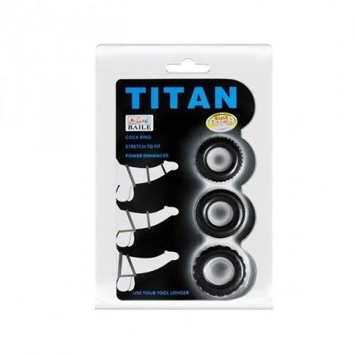 BAILE - TITAN THREE RINGS