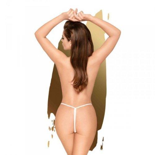 Bielizna-Hot getaway white M/L PENTHOUSE