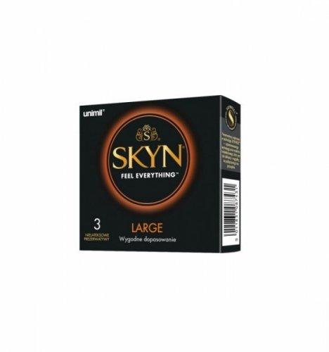 Unimil SKYN Large nielateksowe (1op./3szt.)