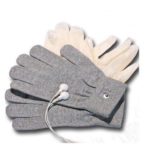 Mystim - Magic Gloves (rękawiczki przewodzące prąd)