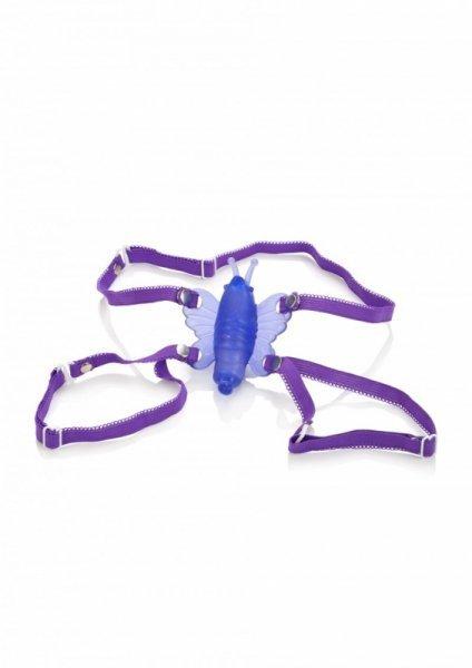 Stymulator-MICRO WIRELESS VENUS BUTTERFLY PURPLE