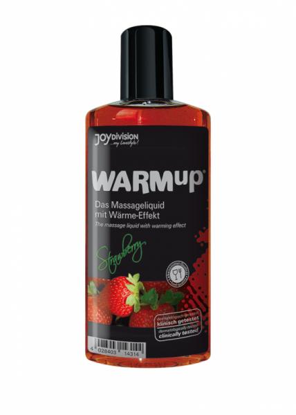 Olejek-WARMup Strawberry, 150 ml