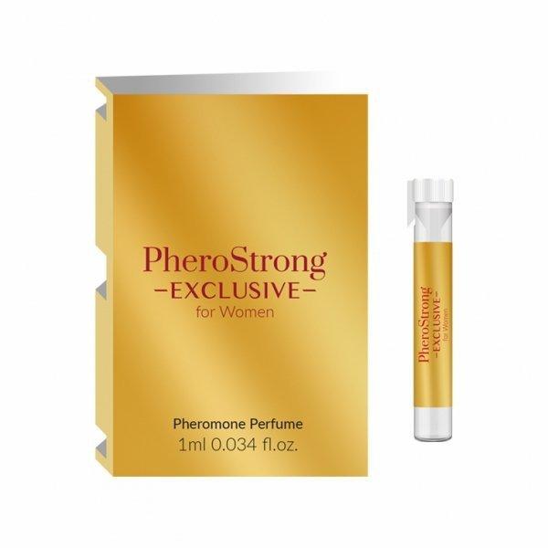 Feromony-PheroStrong Exclusive dla kobiet tester 1 ml