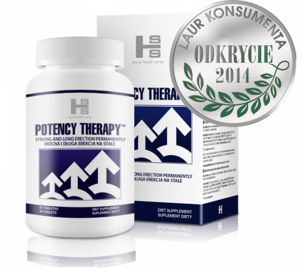 Potency Therapy 60kaps
