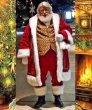 Profesjonalny strój Świętego Mikołaja - Św. Mikołaj Premium II