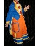 Profesjonalny strój dla klauna - Klaun Cyrkowy 5